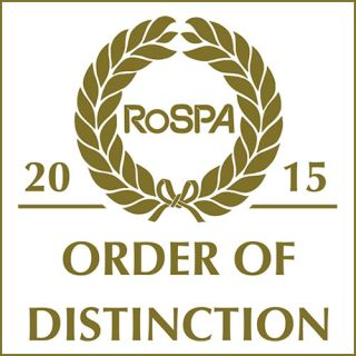 Dormor Machine & Engineering Company Ltd is a winner in the RoSPA Awards 2015